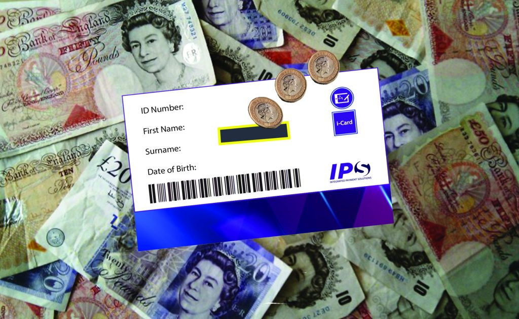 i-Pay - Secure Multipurpose Payment Platform the image to demonstrate how i-Pay can be used with IPS Ltd