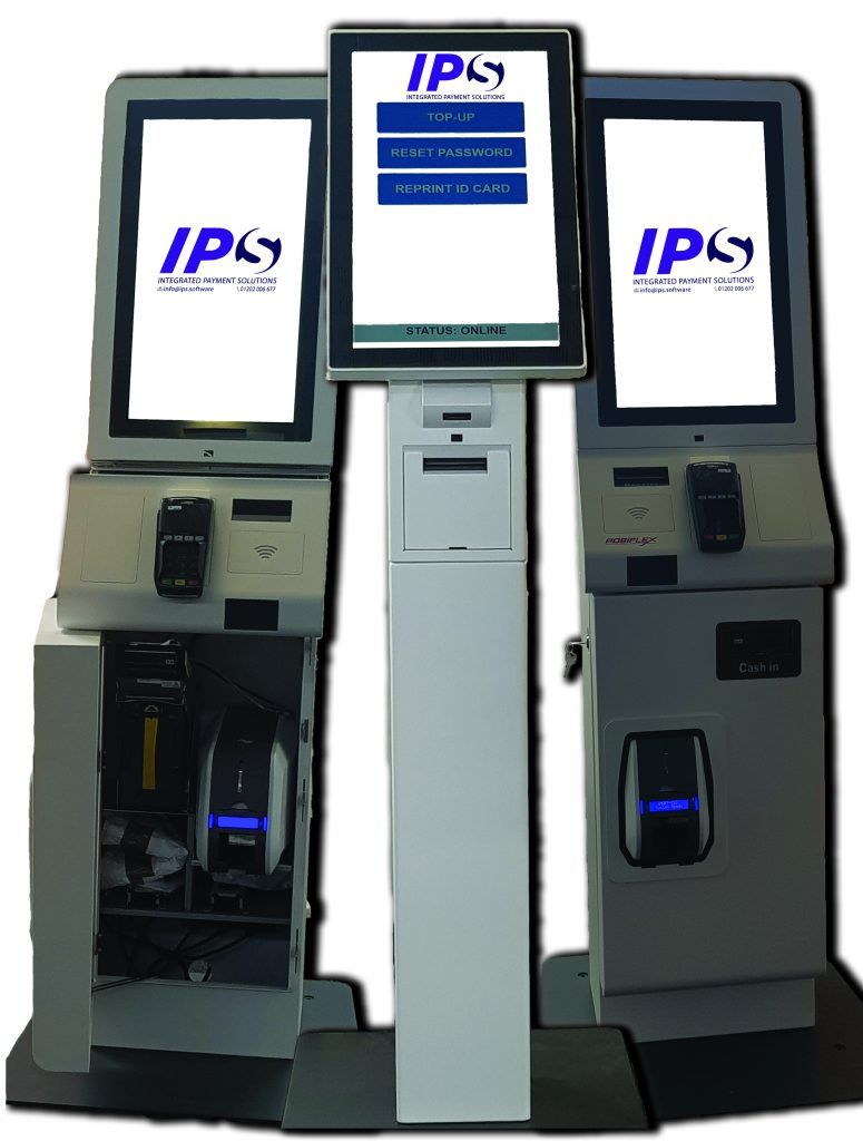 i-Kiosk - Self-Service Kiosk Software
